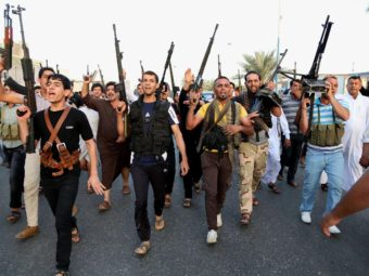 Shia Militia Fighters In Europe: A Dormant Threat?