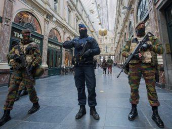 Gyorselemzés A Brüsszeli Terrortámadások Kapcsán