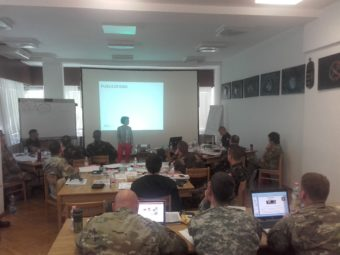 NATO CIMIC Field Worker Course