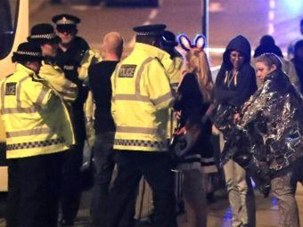 The Terror Attack In Manchester