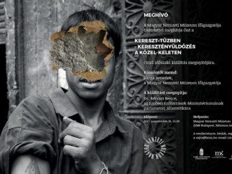 Kiállítás: Kereszt-tűzben