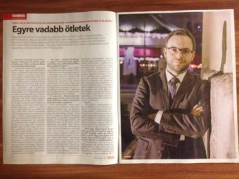 Interview With Balázs Orbán