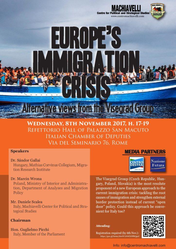 Az európai migrációs válság