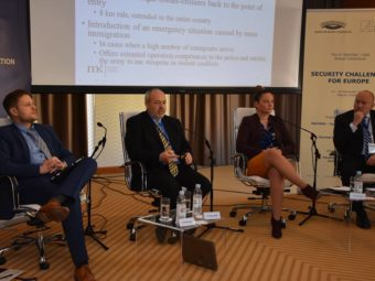 Conference On Security Challenges