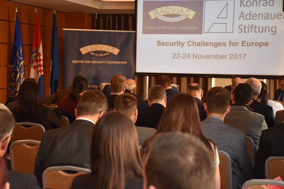 Konferencia a biztonsági kihívásokról