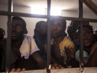 African Migrants Sold In Libya Slave Markets