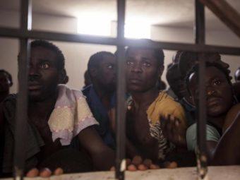 African Migrants Sold In Libya Slave Markets