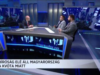 Bíróság Elé áll Magyarország A Kvóta Miatt
