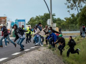 Seventy Percent Of The Hungarians Had Been Worried About Illegal Immigration