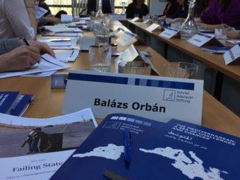 Párbeszéd A Közép-mediterrán útvonal Migrációs Helyzetéről