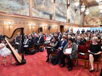 Miniszteri Szintű Családügyi V4 Konferencia