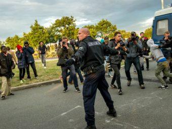 Franciaország Egyes Területei Felett Már Nincs állami Kontroll