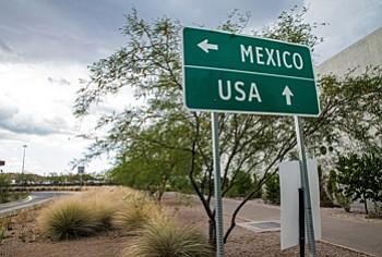 A Mexikó és USA Közötti Migráció