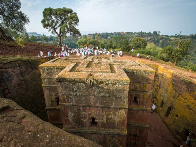 Ethiopia: The road from poverty to an island of stability