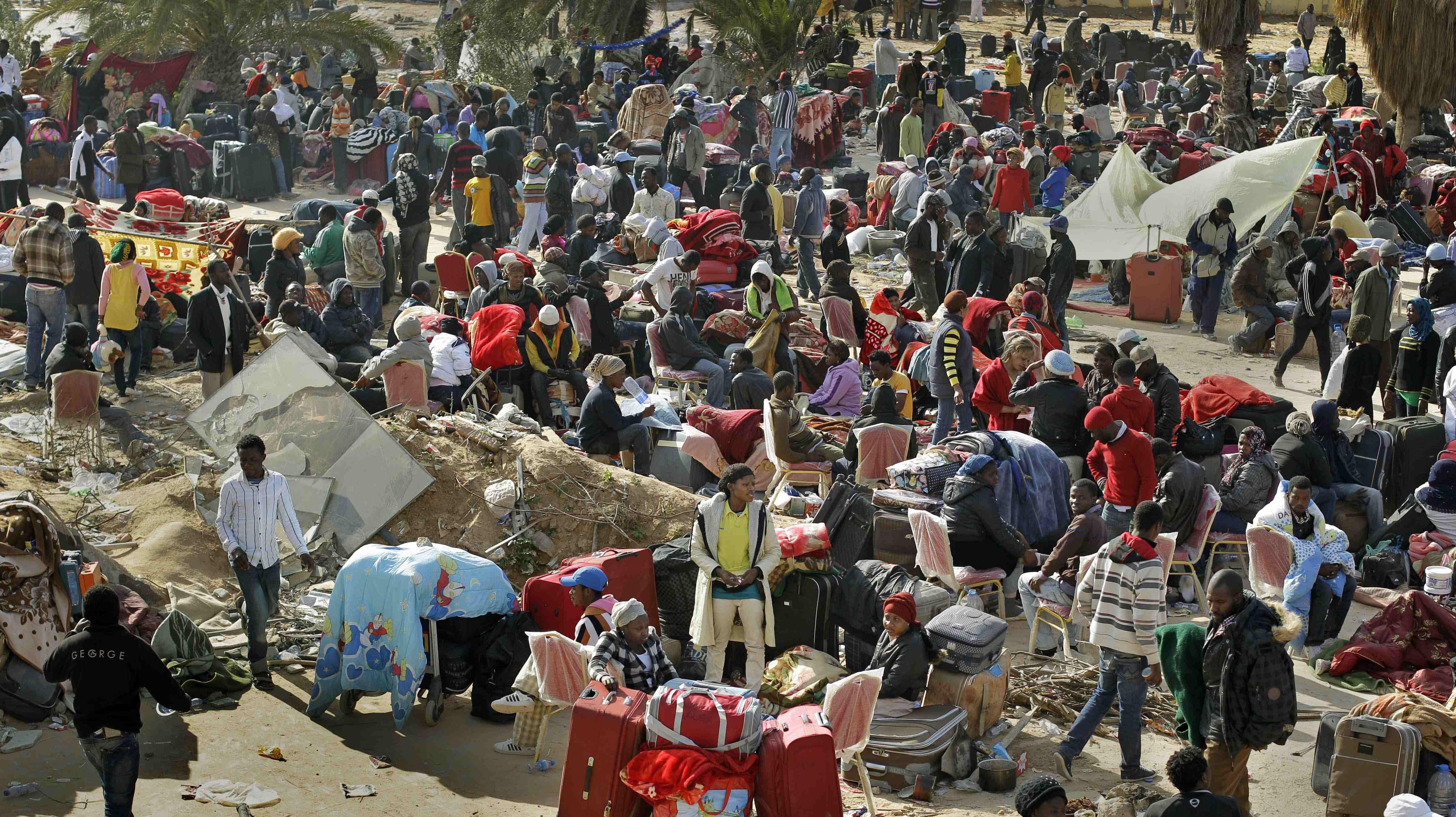 A World Economic Forum Legújabb Migrációs Tárgyú Cikke Az Afrikai Migrációs Helyzetről