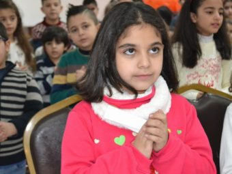 Magyar Családok A Damaszkuszi Keresztény Gyermekekért