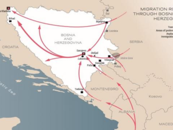Turbulence In The Balkans, Again: Bosnia And Herzegovina And Its Current Migration Crisis
