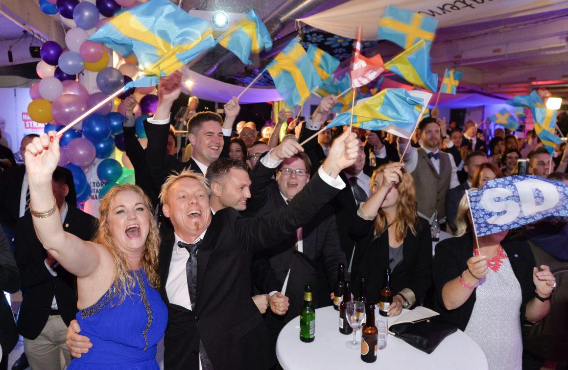 Szélsőjobboldali Pártok Működése és Dinamizmusa Az észak-európai Országokban