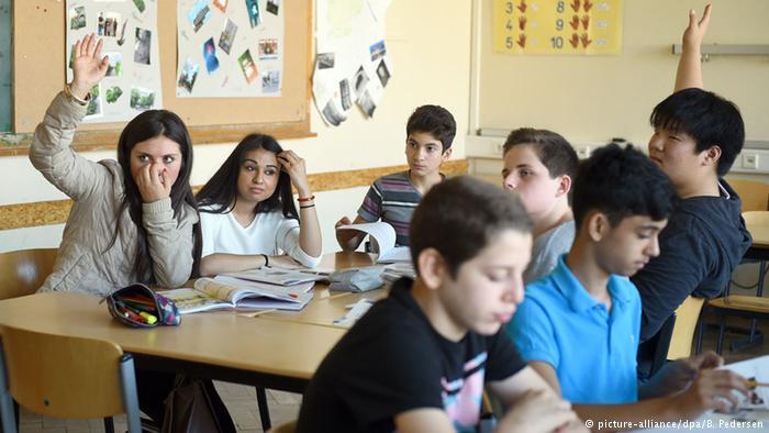 Kihívásokkal Küzd A Német Oktatás