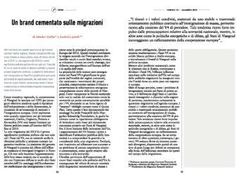 Cikk A 'Formiche' Című Olasz Tudományos Havilapban