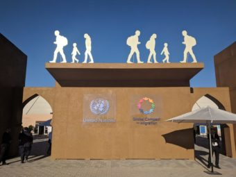Burden Bearing, Burden Exporting: The Global Compact For Migration Seen From The Arab World