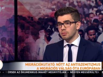 Több Az Antiszemita Támadás Európában A Migrációs Válság Kezdete óta