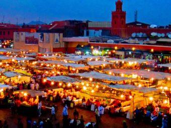 Észak-Afrika Stabil Pontja Marokkó