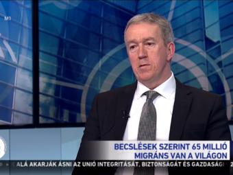 A Migráció Kibocsátó Országaiban Kellene Segítenie Európának A Szakértő Szerint