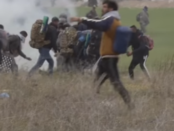 Észak-Macedónia Felé Indulhat A Migránskaraván