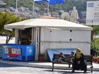 Görögországi Migrációs Helyzetkép (A Migrációkutató Intézet Terepkutatása, 2019. április 9-11.)