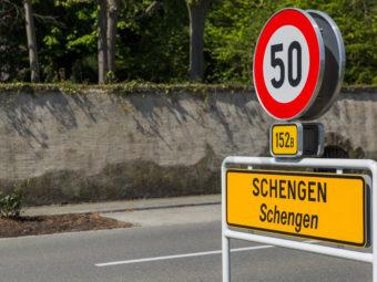 A Schengeni Külső Határok Lezárhatók