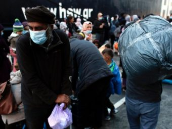 Migration Pressure In Europe May Increase As A Consequence Of The COVID-19 Pandemic