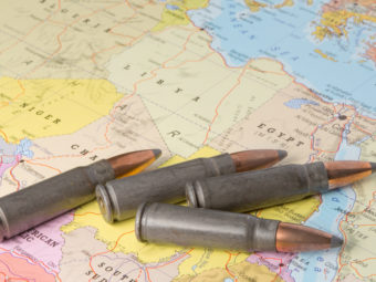 Lybia's Third Civil War Has Been Running For More Than A Year