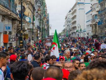 Crisis Situation In Algeria