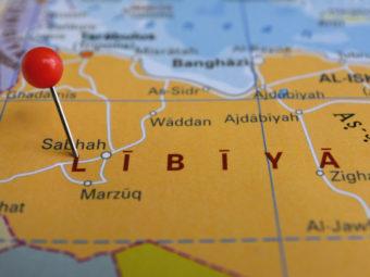 STABILITY OF LIBYA IS A EUROPEAN INTEREST