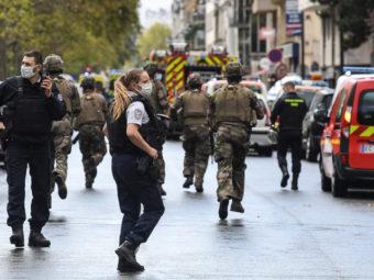 ISLAMIST TERRORISM IN PARIS