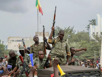 WHAT IS GOING ON IN MALI?