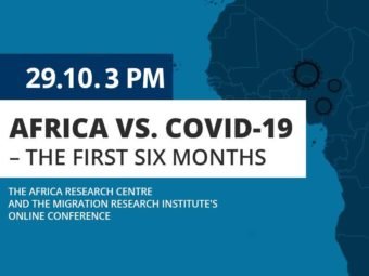 Africa Vs. COVID-19 — The First Six Months, Online Conference