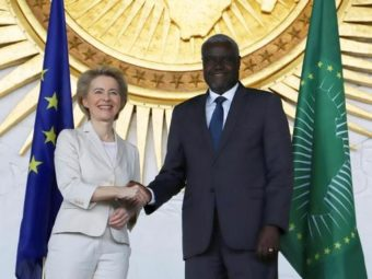 THE EU CONDUCTS NEGOTIATIONS ON THE RENEWAL OF THE COTONOU AGREEMENT