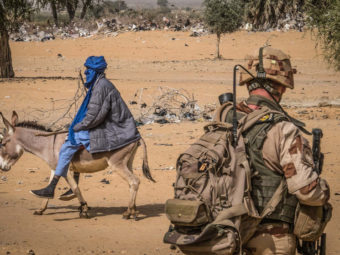 OBLITERATED VILLAGES INDICATE: THE SAHEL REGION IS THE NEW FOCAL POINT OF TERROR