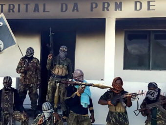 NATURAL GAS AND JIHAD — MOZAMBIQUE IS PLAGUED BY ISLAMIC TERRORISM