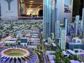 THE NEW EGYPTIAN ADMINISTRATIVE CAPITAL SERVES SYMBOLIC AND ECONOMIC OBJECTIVES