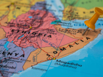ARAB GULF STATES ARE BECOMING INCREASINGLY INFLUENTIAL IN THE HORN OF AFRICA