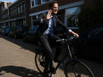 ONE OF THE MAIN THEMES IN THE DUTCH ELECTIONS IS THE ISSUE OF MIGRATION