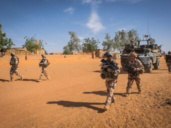 HUNGARY INCREASES THE NUMBER OF HUNGARIAN SOLDIERS SERVING IN MALI