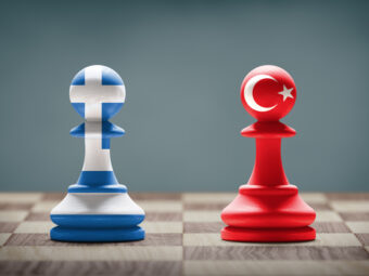 CAN PEACE BE ENFORCED IN A TENSE TURKISH-GREEK RELATIONSHIP?