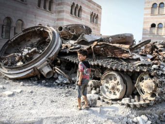 DECADES OF TERROR AND TRAGEDY IN SYRIA