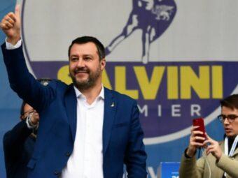 MCC Corvinák Blog: Bajkeverőkből Bajnokok Ligája? — Matteo Salvini Pártjának Története