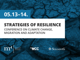 Strategies Of Resilience — Conference On Climate Change, Migration And Adaptation, May 13-14, 2021