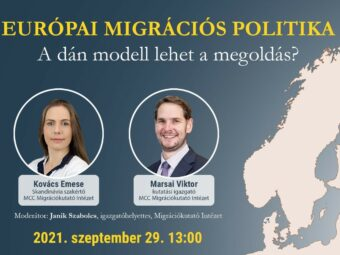Európai Migrációs Politika: A Dán Modell Lehet A Megoldás?